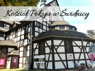 Kościół Pokoju w Świdnicy. Jeden z trzech zachowanych w Polsce