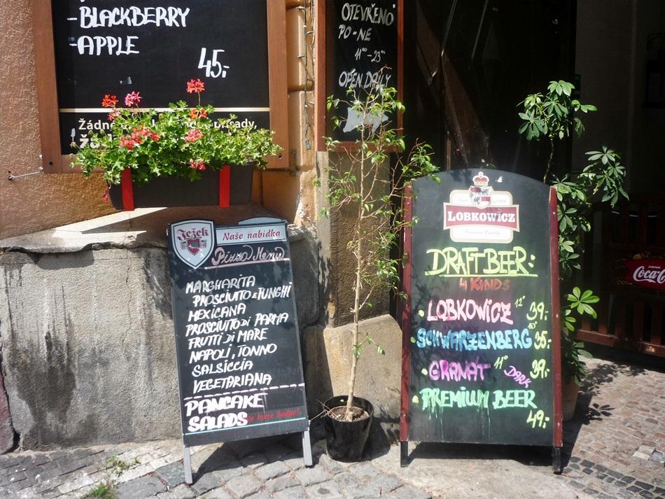 Pizza Saint Nicholas w Pradze