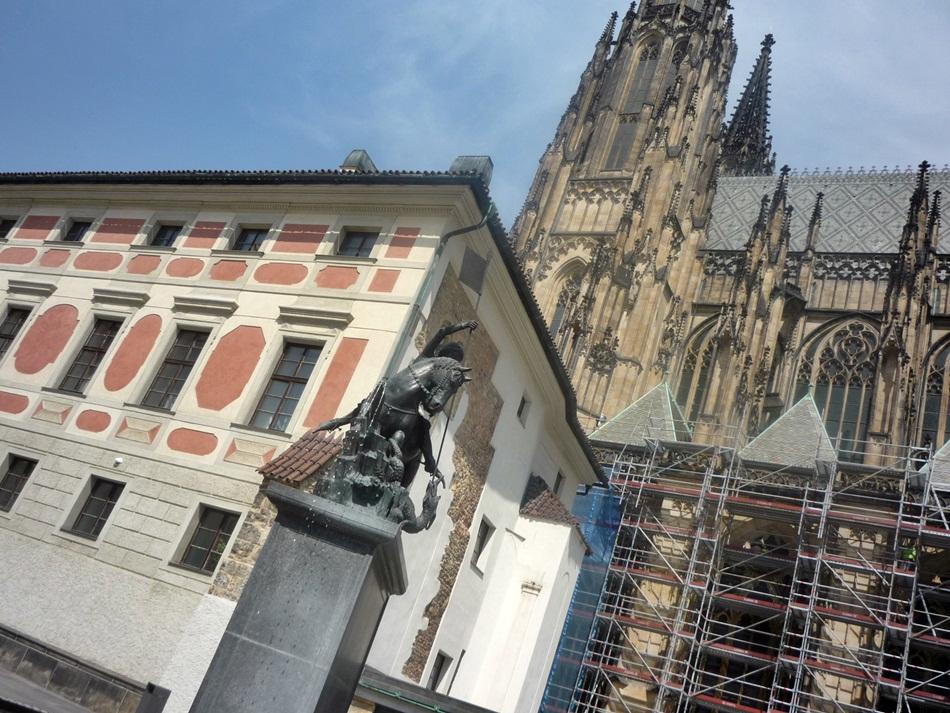 Widokówki z Pragi