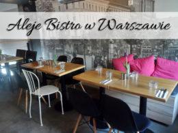 Aleje Bistro w Warszawie. Sprawdź jak gotuje uczestniczka TopChefa