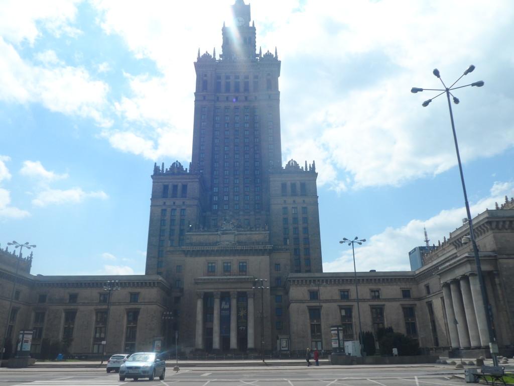 Przygotowania do wyjazdu do Warszawy