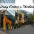 Sony Center w Berlinie. W świątecznym okresie robi wrażenie