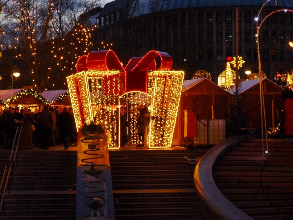 Jarmark bożonarodzeniowy w Berlinie