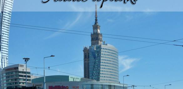 Wpadki w Warszawie