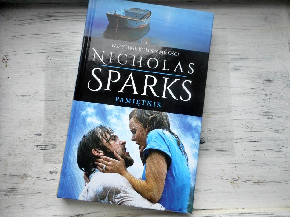""",,Pamiętnik"""" Nicholas Sparks"""