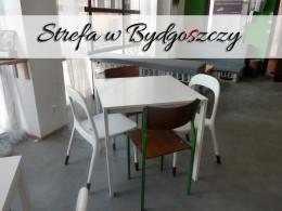 Strefa w Bydgoszczy. Przepyszne kanapki z żurawiną
