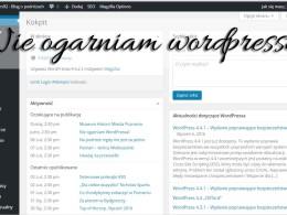 Nie ogarniam WordPressa! Nie przejmuj się. Są ludzie, którzy się na tym znają