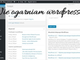 Nie ogarniam WordPressa!