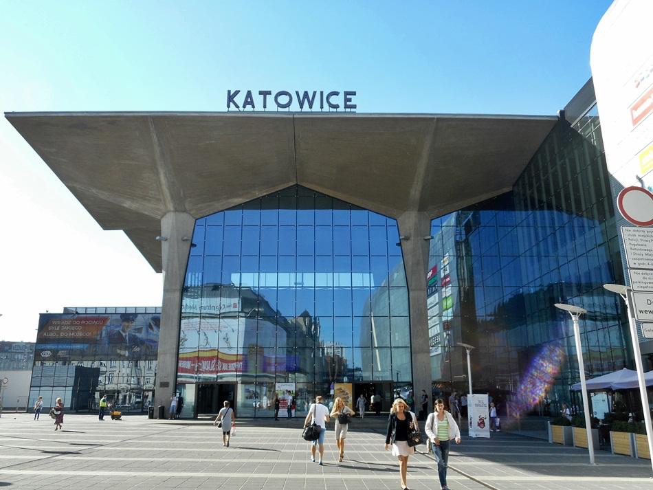 Migawki z Katowic
