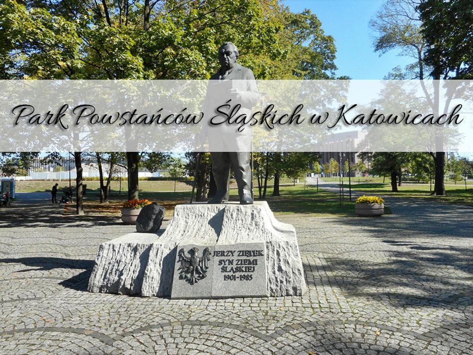 park_powstancow_slaskich_w_katowicach
