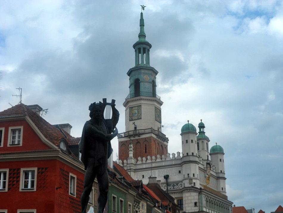 Poznań - stolica Wielkopolski