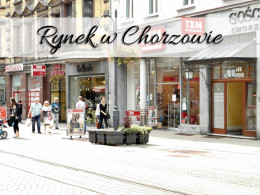 Rynek w Chorzowie. Przepiękne centrum miasta