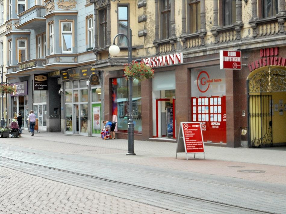 Rynek w Chorzowie