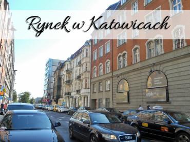 Rynek w Katowicach. Tutaj można naprawdę tanio kupić książki