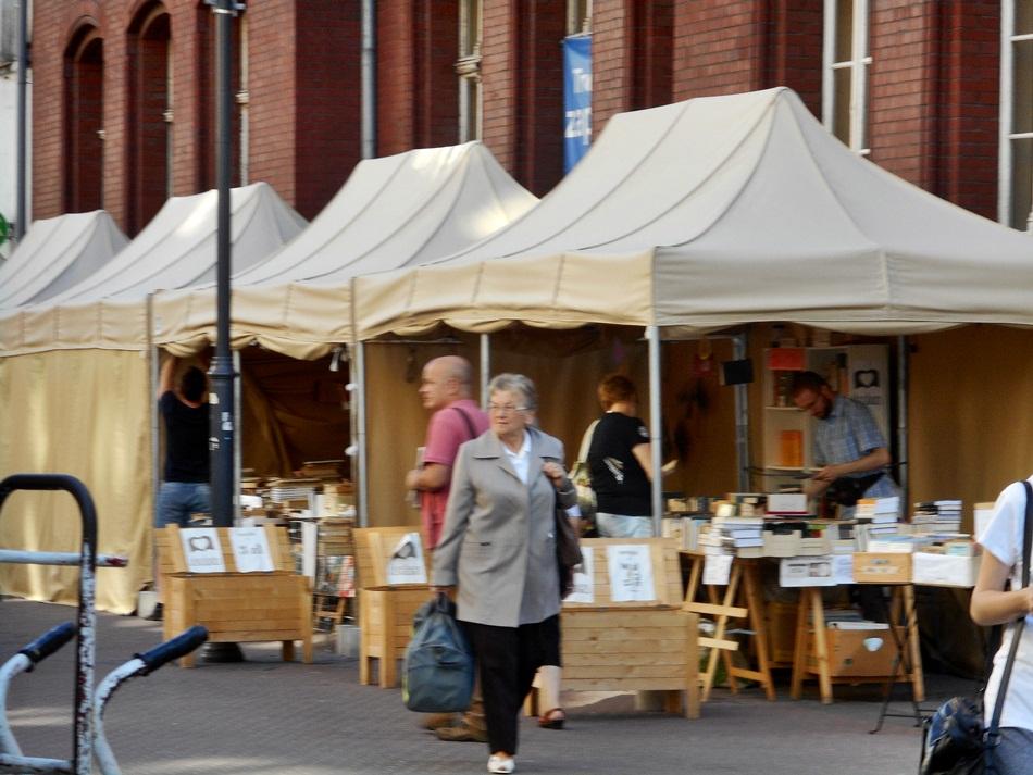 Rynek w Katowicach