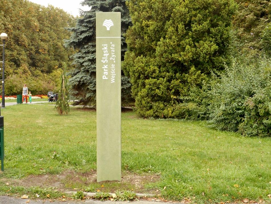 Park Śląski w Katowicach