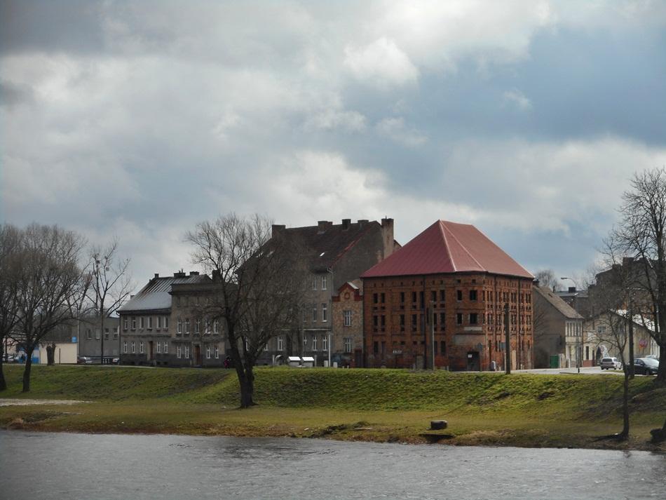 Bulwar Nadwarciański w Gorzowie Wielkopolskim