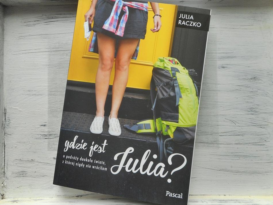 """,,Gdzie jest Julia?"""" Julia Raczko"""