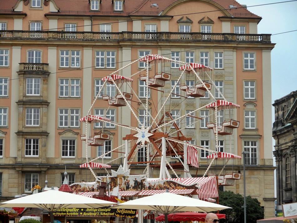 Jarmark w Dreźnie