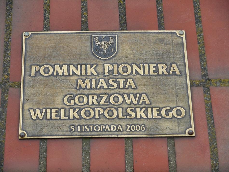 Pomniki w Gorzowie Wielkopolskim