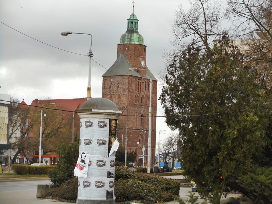 Migawki z Gorzowa Wielkopolskiego
