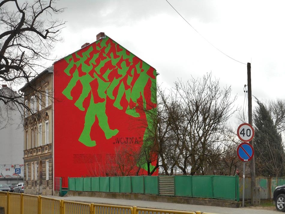 Murale w Gorzowie Wielkopolskim