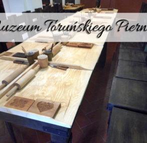 Muzeum Toruńskiego Piernika. Sam upiecz swój przysmak