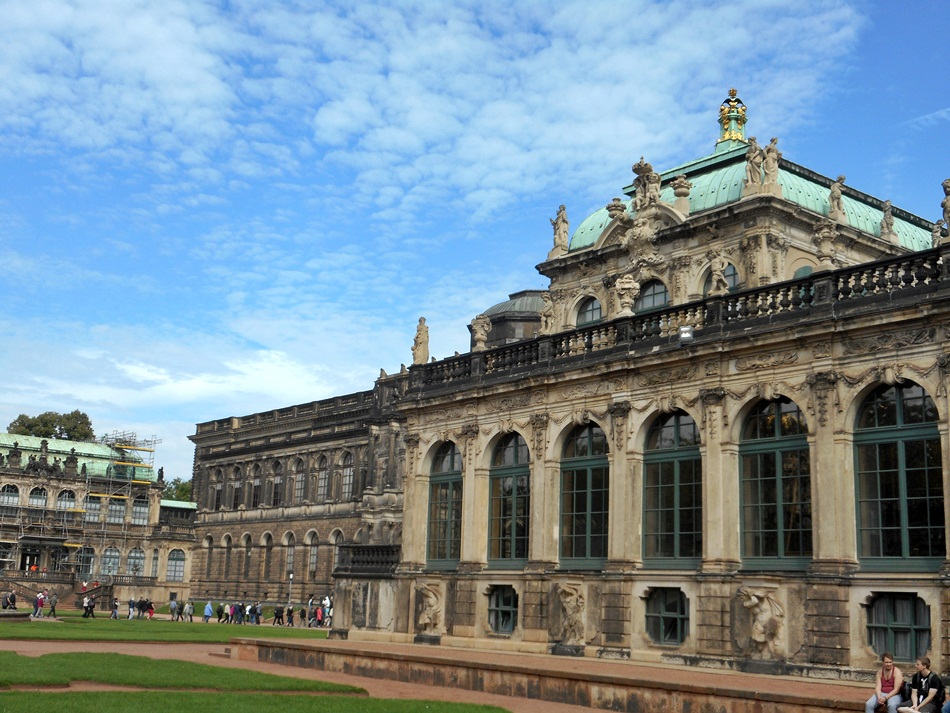 Muzeum Zwinger w Dreźnie