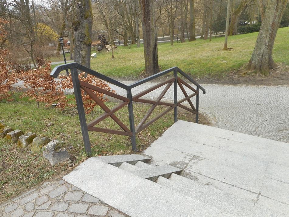 Park im. Książąt Pomorskich w Koszalinie