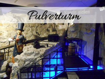 Pulverturm w Dreźnie