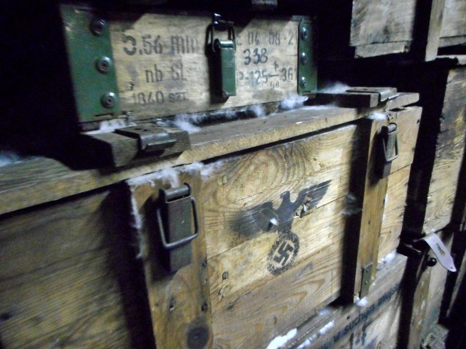 Arado - utajnione laboratorium Hitlera w Kamiennej Górze