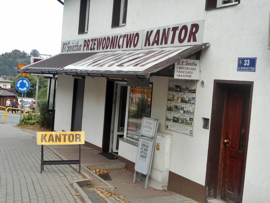 Biuro Turystyczne Śnieżka w Karpaczu