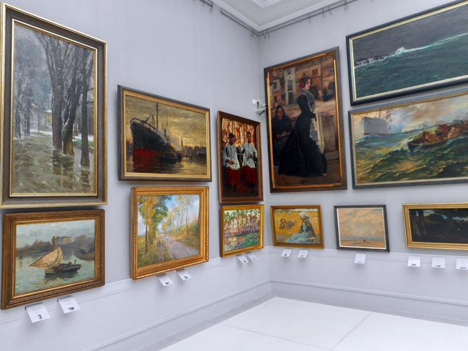 Galeria obrazów i powozownia w Rogalinie