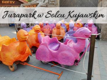 JuraPark w Solcu Kujawskim. Spodoba się nie tylko maluchom