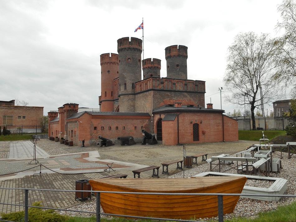 Bramy w Kaliningradzie