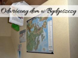 Dom do góry nogami w Bydgoszczy. Szukaj go koło Myślęcinka