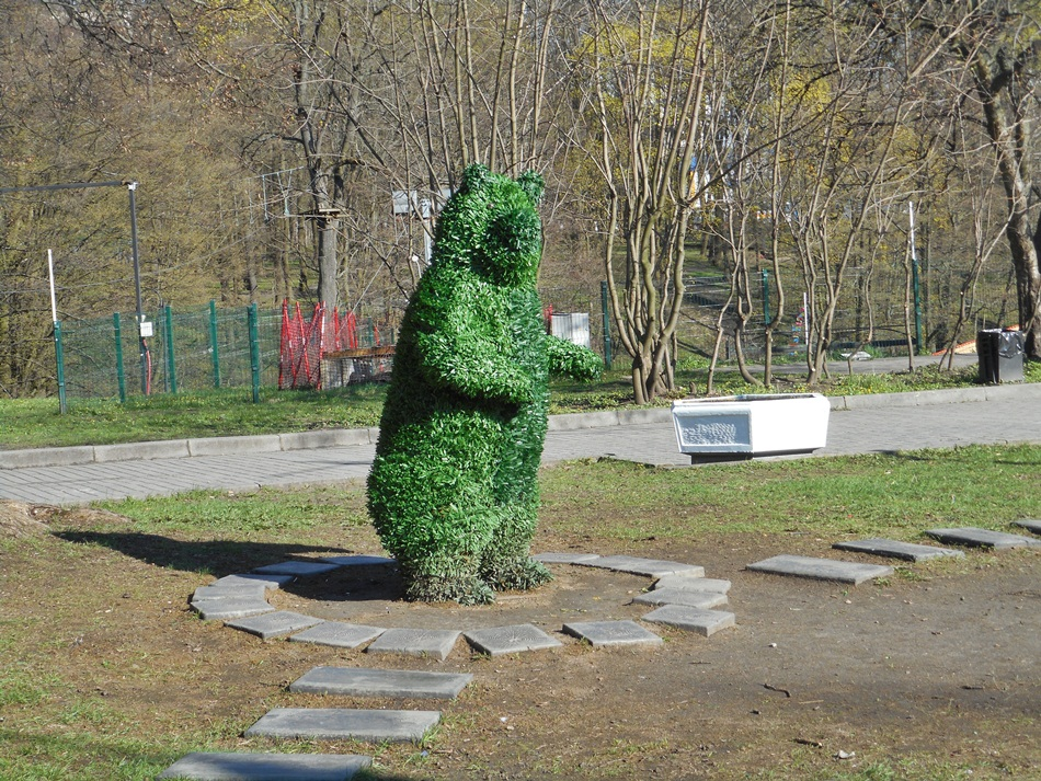 Park Centralny w Kaliningradzie