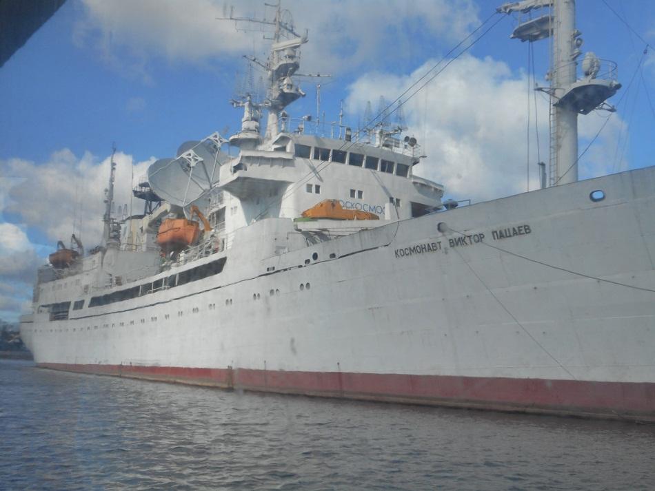 Rejs statkiem po Wiosce rybackiej w Kaliningradzie