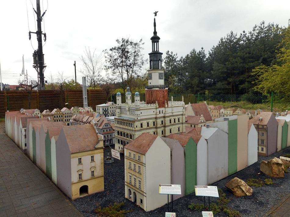Skansen miniatur w Pobiedziskach