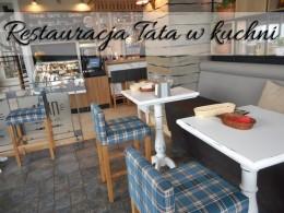 Restauracja Tata w kuchni w Kaliningradzie. Duże porcje w niskiej cenie