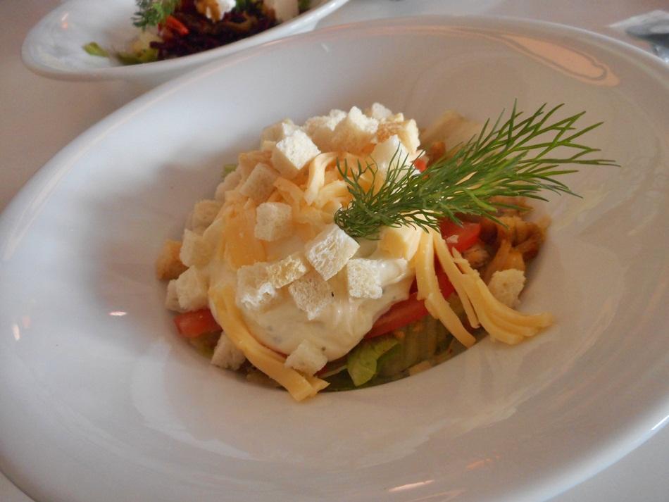Restauracja Tata w kuchni w Kaliningradzie