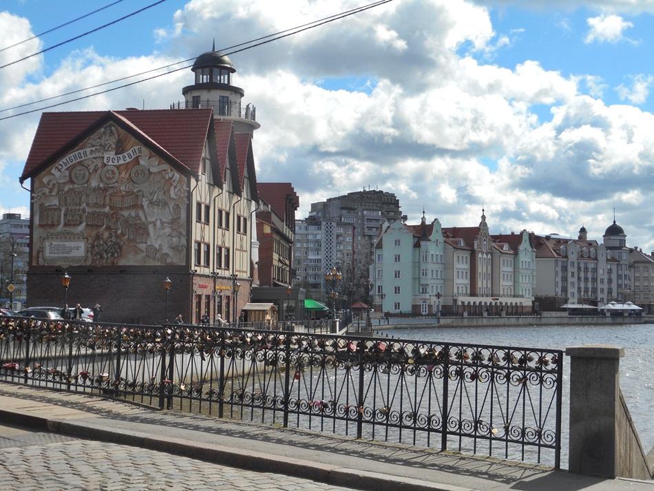 Wyspa Kanta w Kaliningradzie