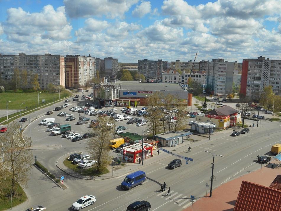 Latarnia morska w Kaliningradzie