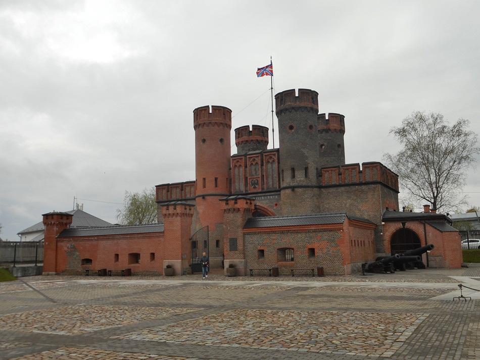 Muzeum w Bramie Friedrichsburgskiej w Kaliningradzie