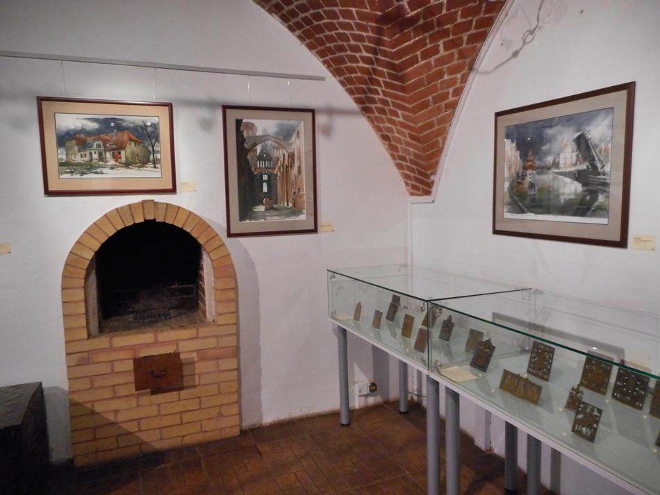 Muzeum w Bramie Frydlandskiej w Kaliningradzie