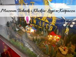 Muzeum Techniki i Budowli z klocków Lego w Karpaczu. Jedna z dwóch takich atrakcji w mieście
