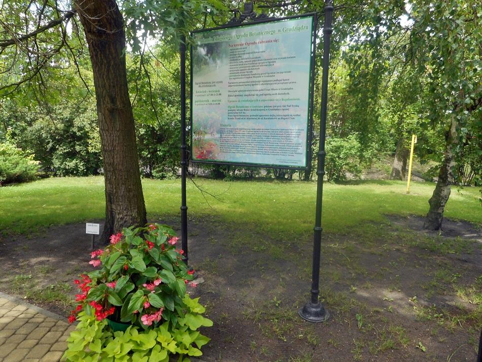 Ogród Botaniczny w Grudziądzu