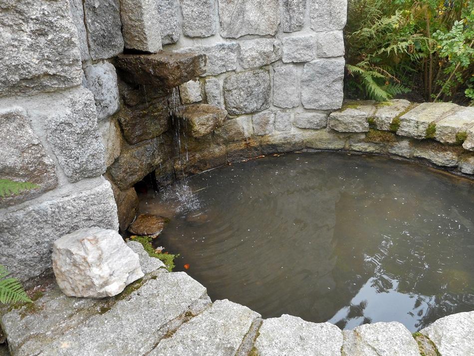Ogród japoński niedaleko Karpacza