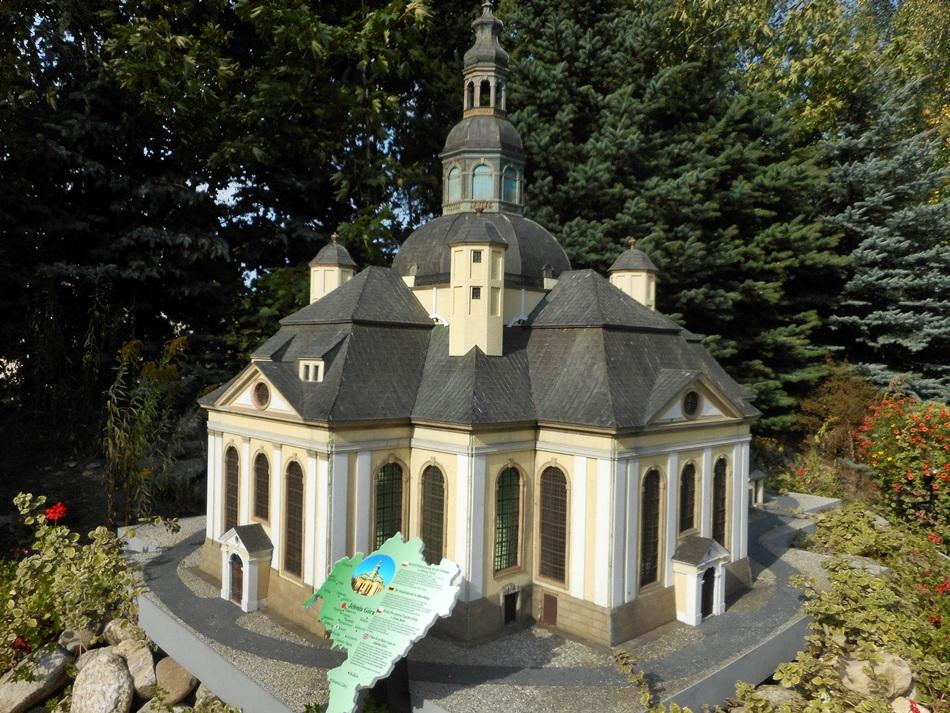 Park Miniatur Dolnego Śląska w Kowarach