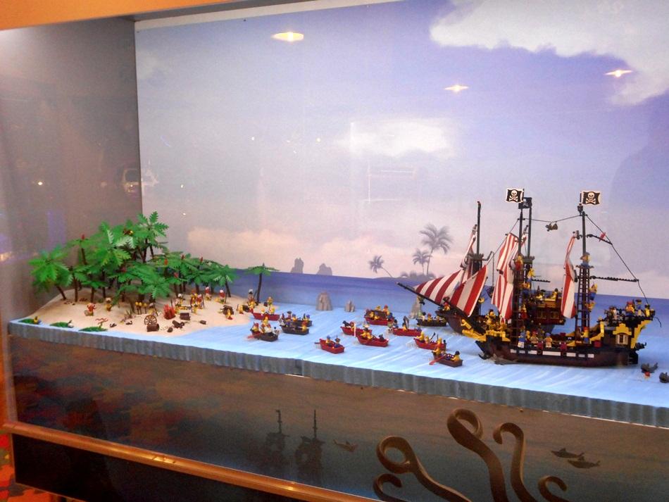 Wystawa klocków Lego w Karpaczu